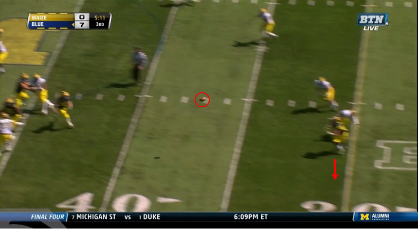 Morris Incomplete to Butt - 4