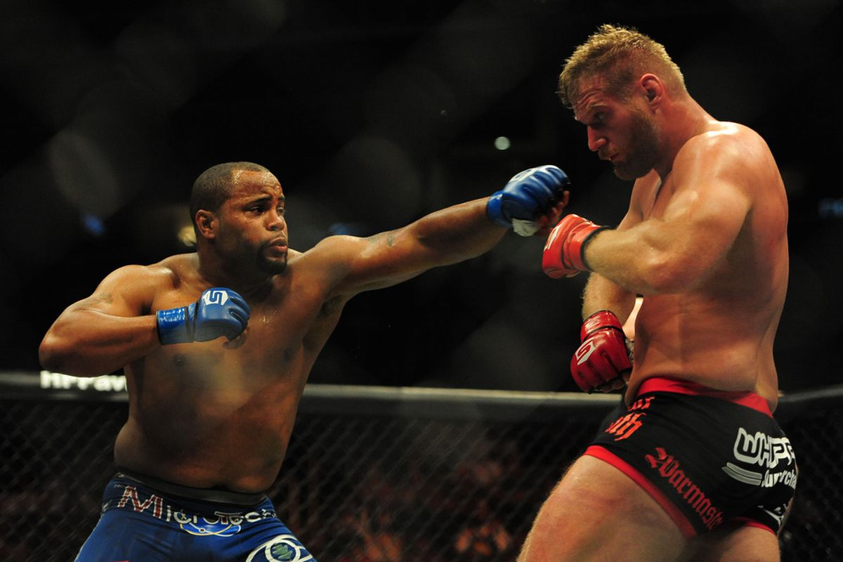 Strikeforce: Barnett vs. Cormier