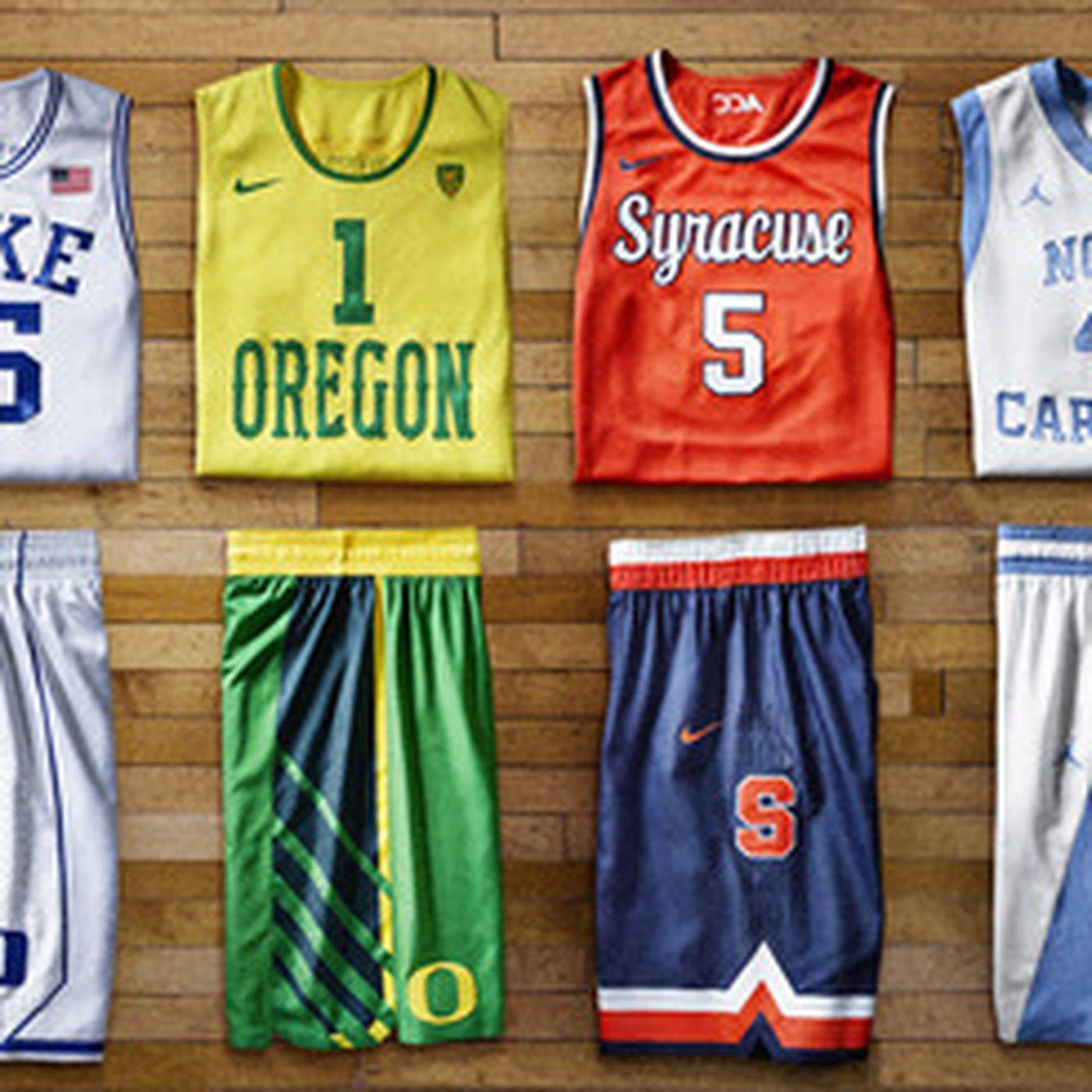 size 40 a8551 0e2ec Syracuse To Don Nike Hyper Elite Dominance Uniforms Against ...