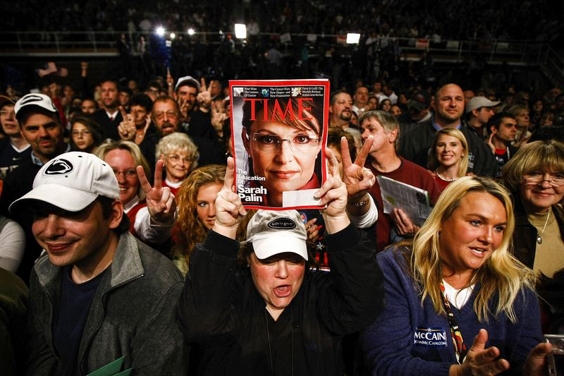 GettyImages_83456749 John McCain, Sarah Palin, and the rise of reality TV politics