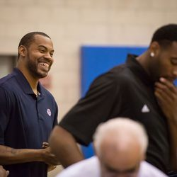The most exciting Pistons coach since... Rasheed Wallace was a Piston