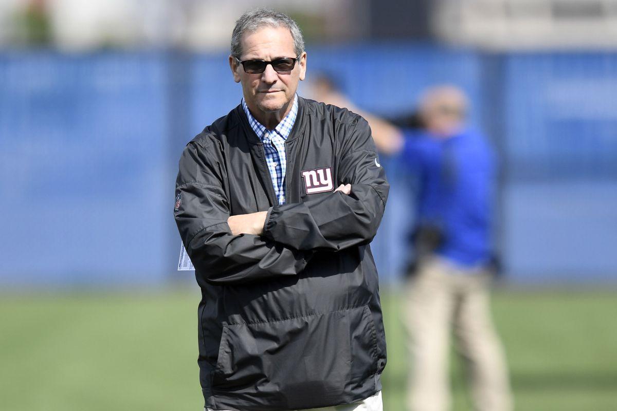 NFL: New York Giants-Rookie Minicamp