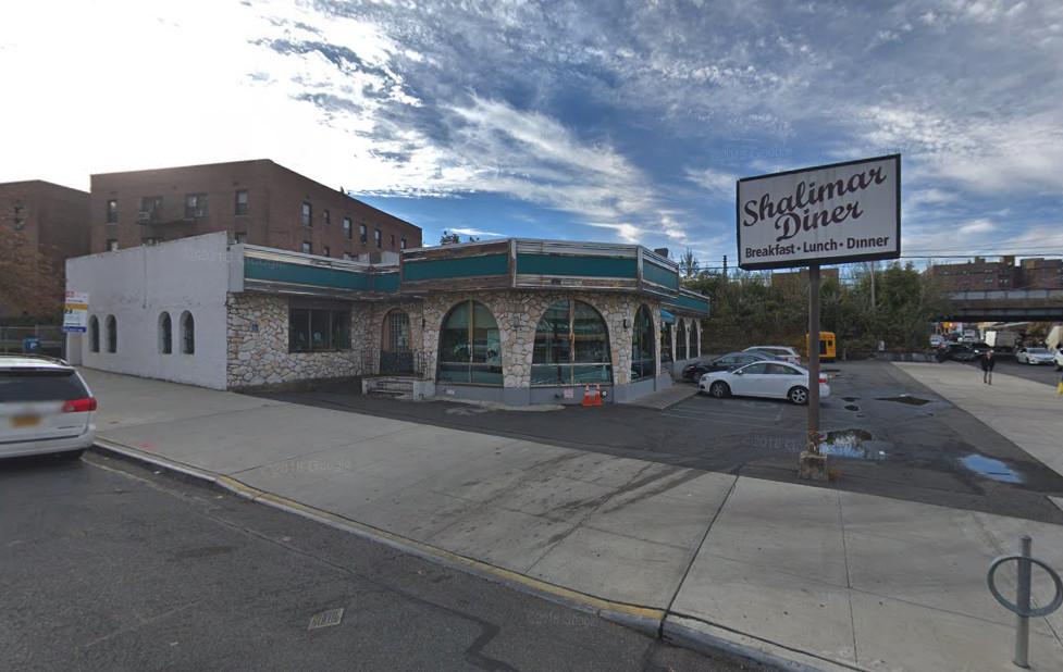 Shalimar Diner at 6368 Austin St. in Rego Park