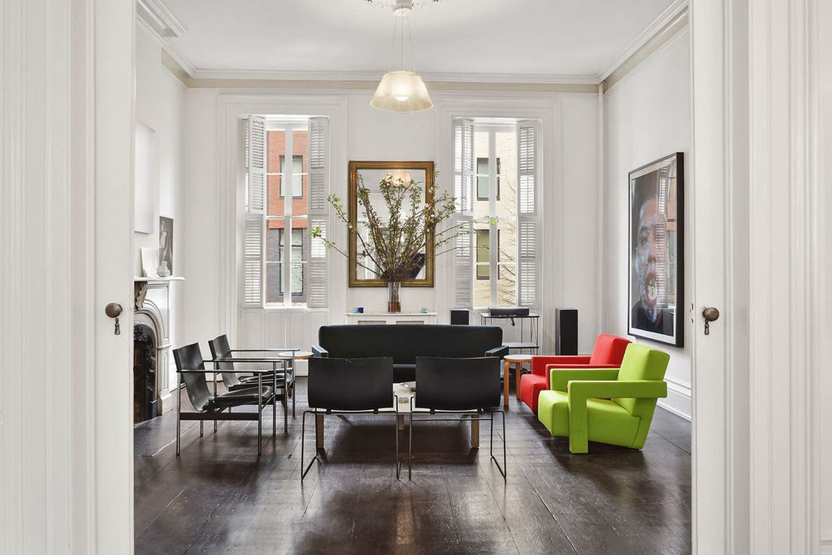 Boerum Hill Townhouse With 40 Person Table Wants 5 65m