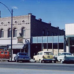 The north side of 100 South in Salt Lake housed many businesses owned by Japanese during the mid-1960s.