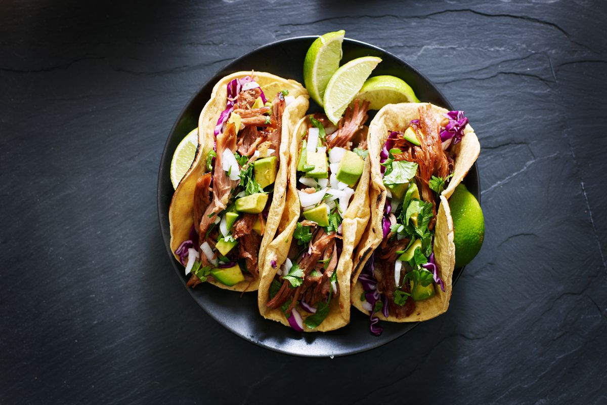 Tacos from Panjeros