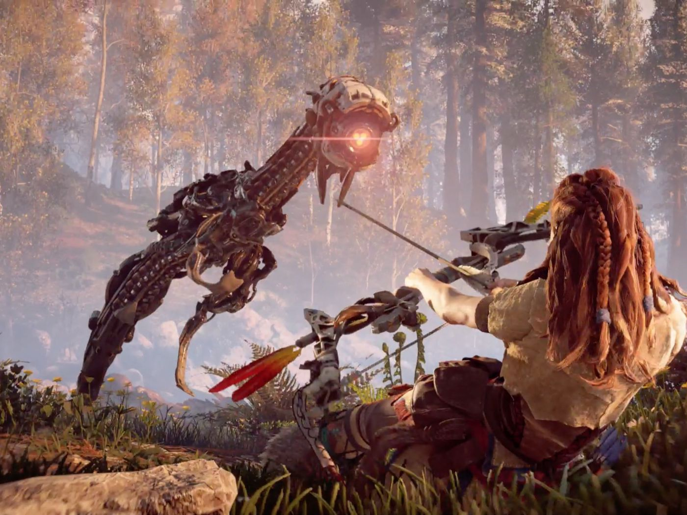 Horizon Zero Dawn how to get the best weapons and outfit - Polygon
