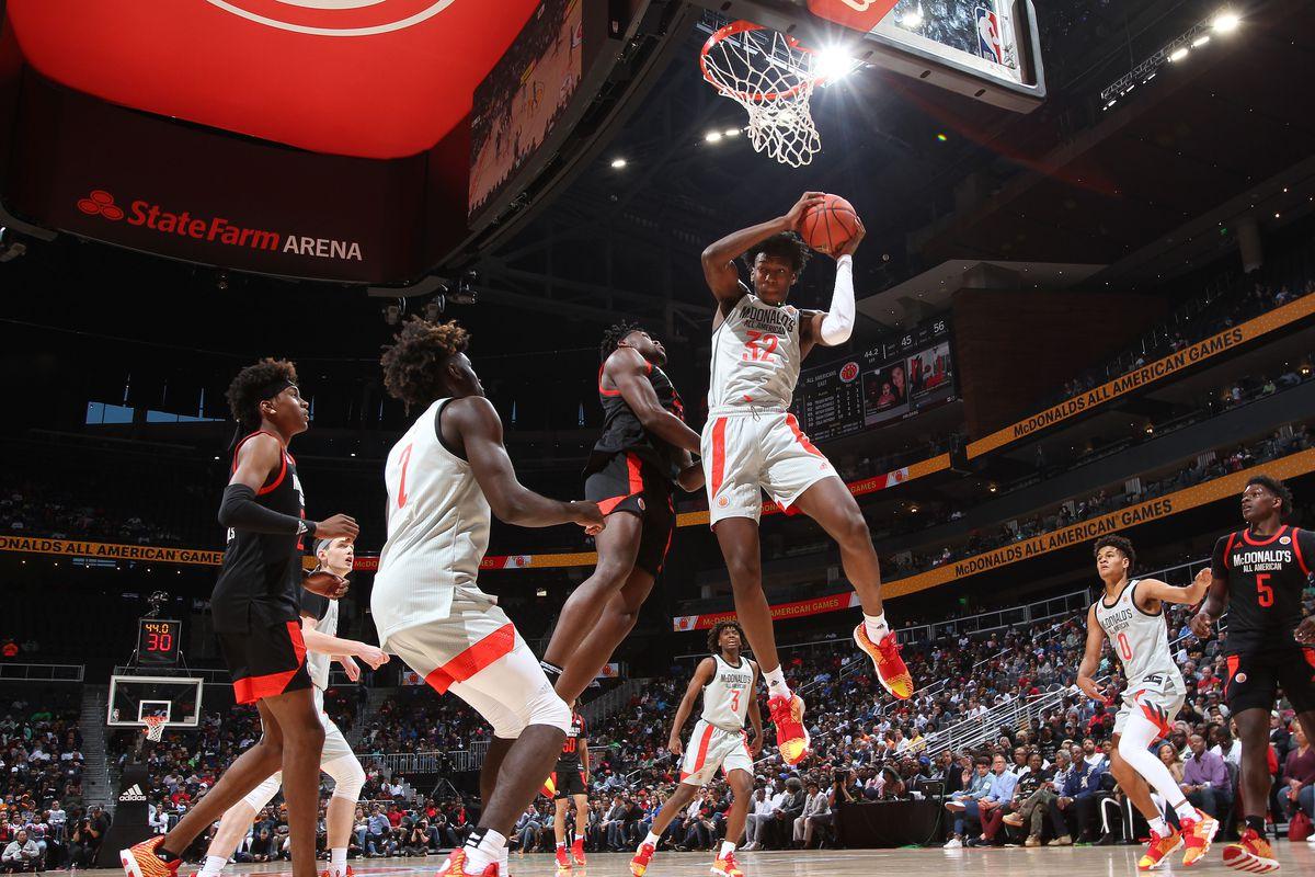 High School Basketball: McDonald's All American Games