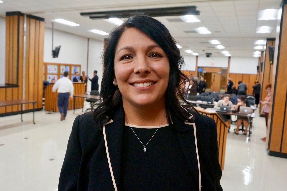 Dorene Rodriguez Hoops