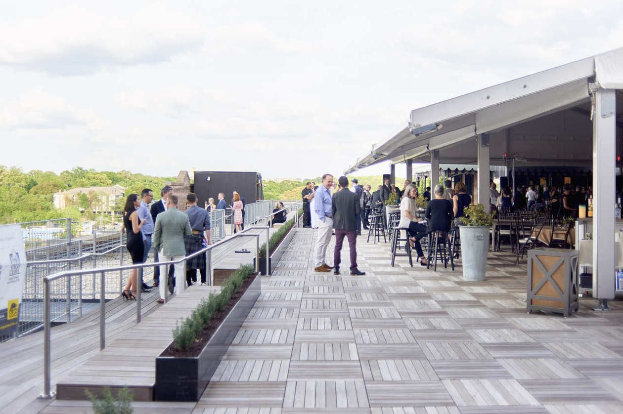 Photos Ponce City Market S View Rific Rooftop Terrace Events Space Curbed Atlanta