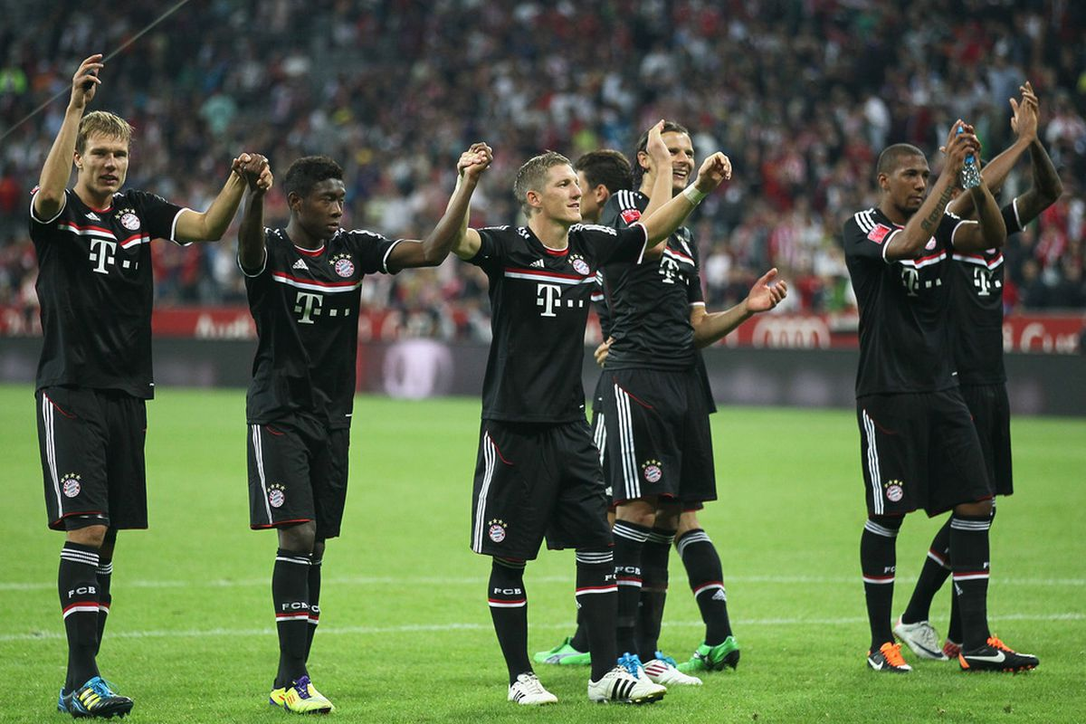 Bayern will be a difficult test