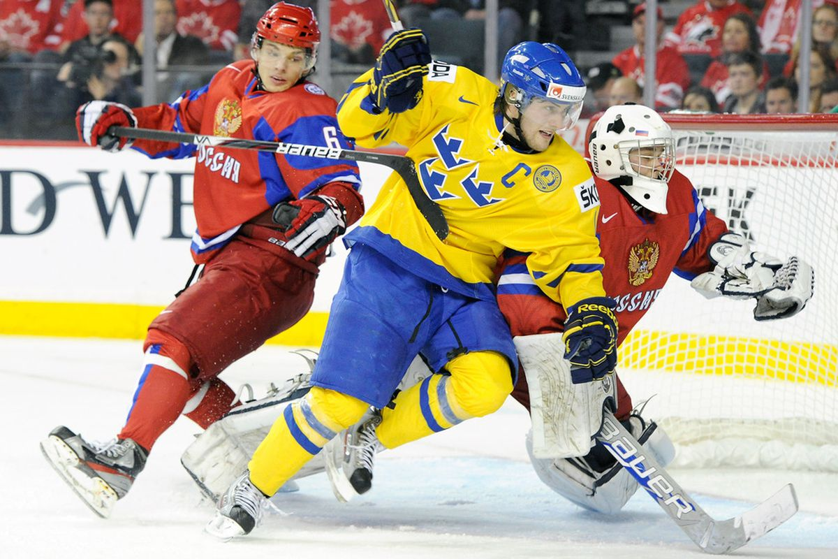Came away most impressed by Johan Larsson. He is going to be a very good one for us folks!