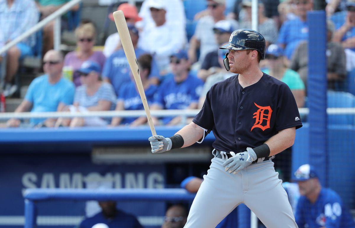 MLB: Spring Training-Detroit Tigers at Toronto Blue Jays