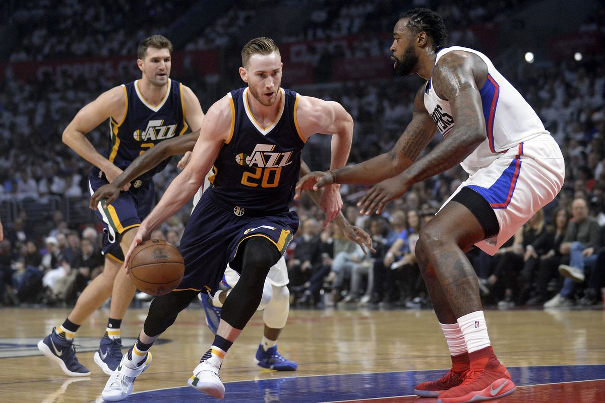 Clippers vs. Jazz 180d7225f8