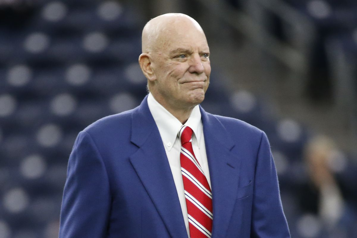 The new, more opinionated Bob McNair.