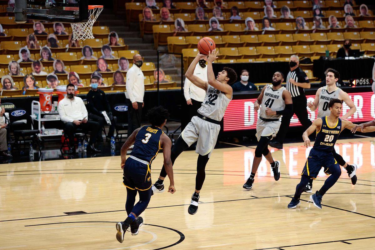 NCAA Basketball: Northern Colorado at Colorado