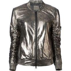 "<b>Muubaa</b>, <a href=""http://www.farfetch.com/shopping/women/muubaa-metallic-jacket-item-10780018.aspx?storeid=9178&ffref=lp_22_"">$562</a>"