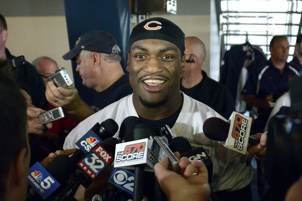 NFL: MAY 16 Bears Rookie Minicamp