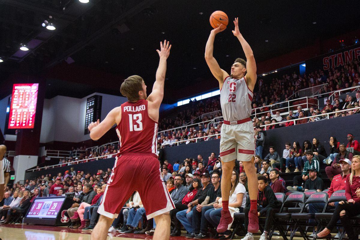 NCAA Basketball: Washington State at Stanford