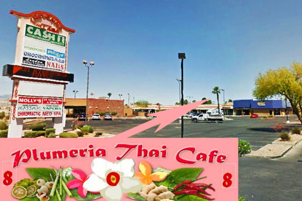 Plumeria Thai Cafe 808