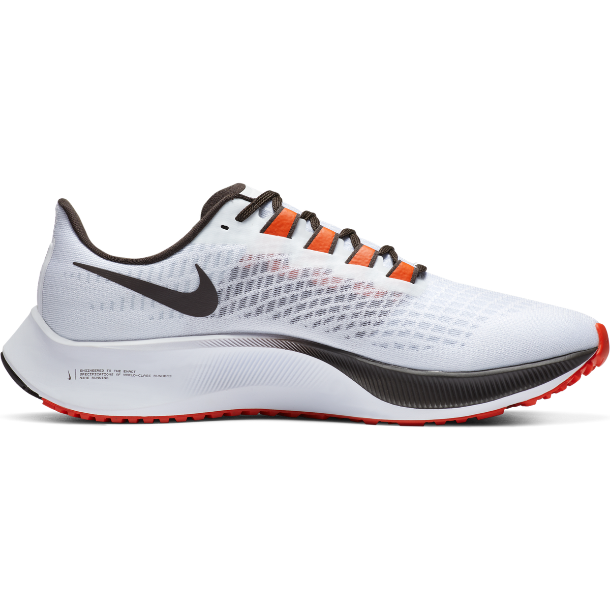 mejor mayorista para toda la familia como encontrar Nike drops new Air Zoom Pegasus 37 Browns shoe - Dawgs By Nature