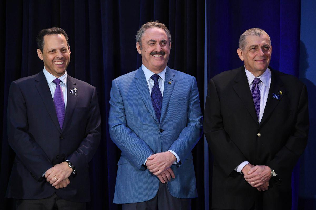 NFL: Super Bowl LI-Houston Host Committee Handoff Ceremeony