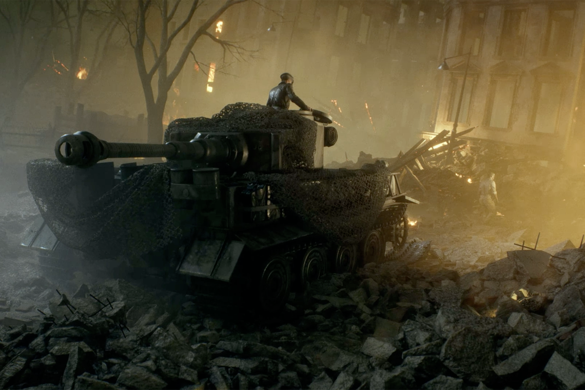 Battlefield 5's new story mission is a resounding denouncement of
