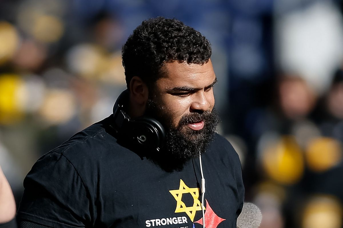 b7e8ed3020f Steelers DE Cameron Heyward nominated for the Walter Payton Man of the Year  award