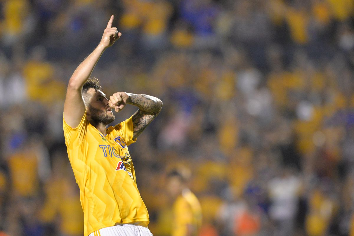 Tigres UANL v America - Torneo Apertura 2018 Liga MX