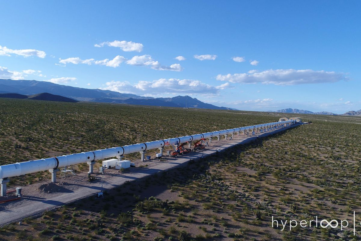 Cities want to believe in the hyperloop because US