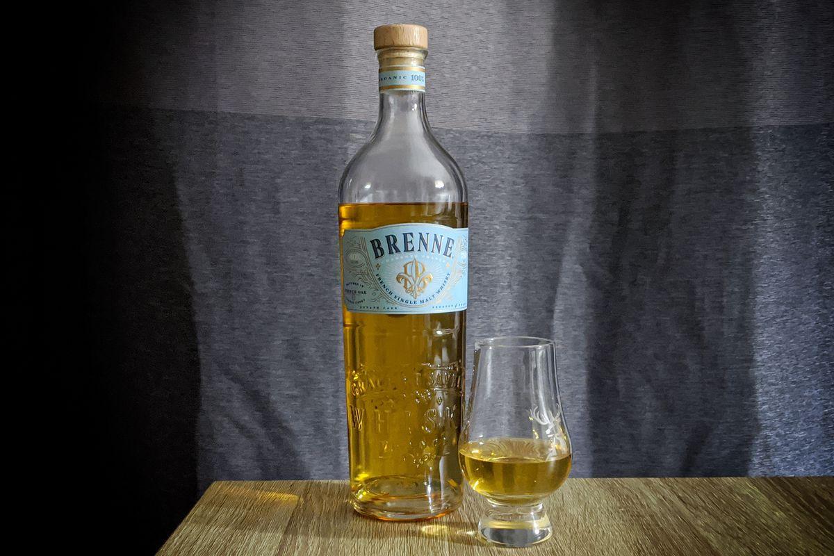 Brenne Estate Cask - French Single Malt Whisky