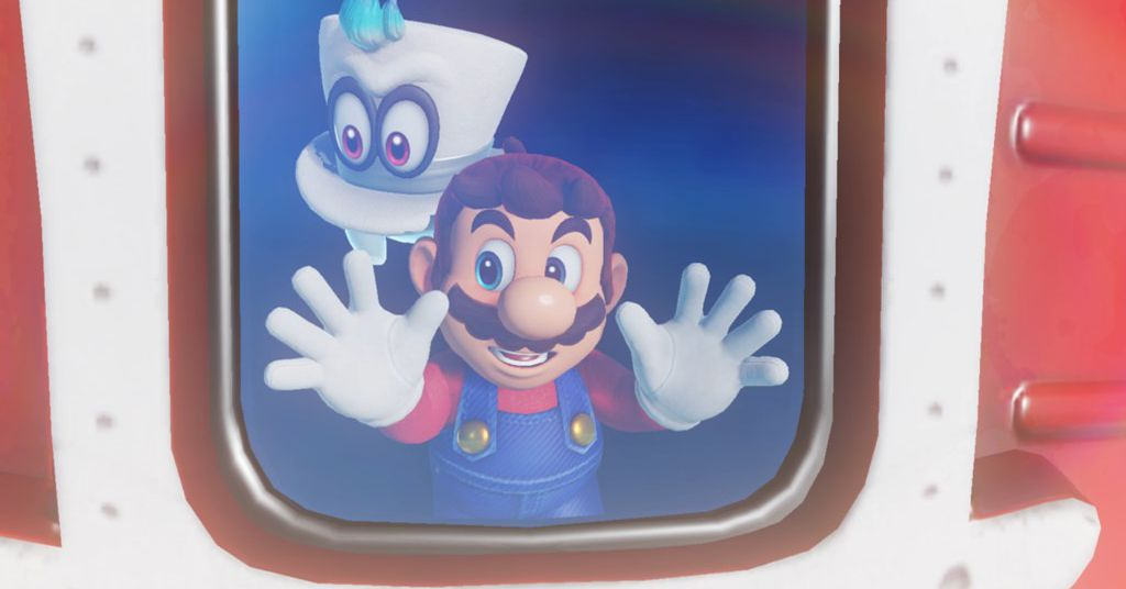 How Nintendo turned Super Mario Odyssey into the ultimate vacation
