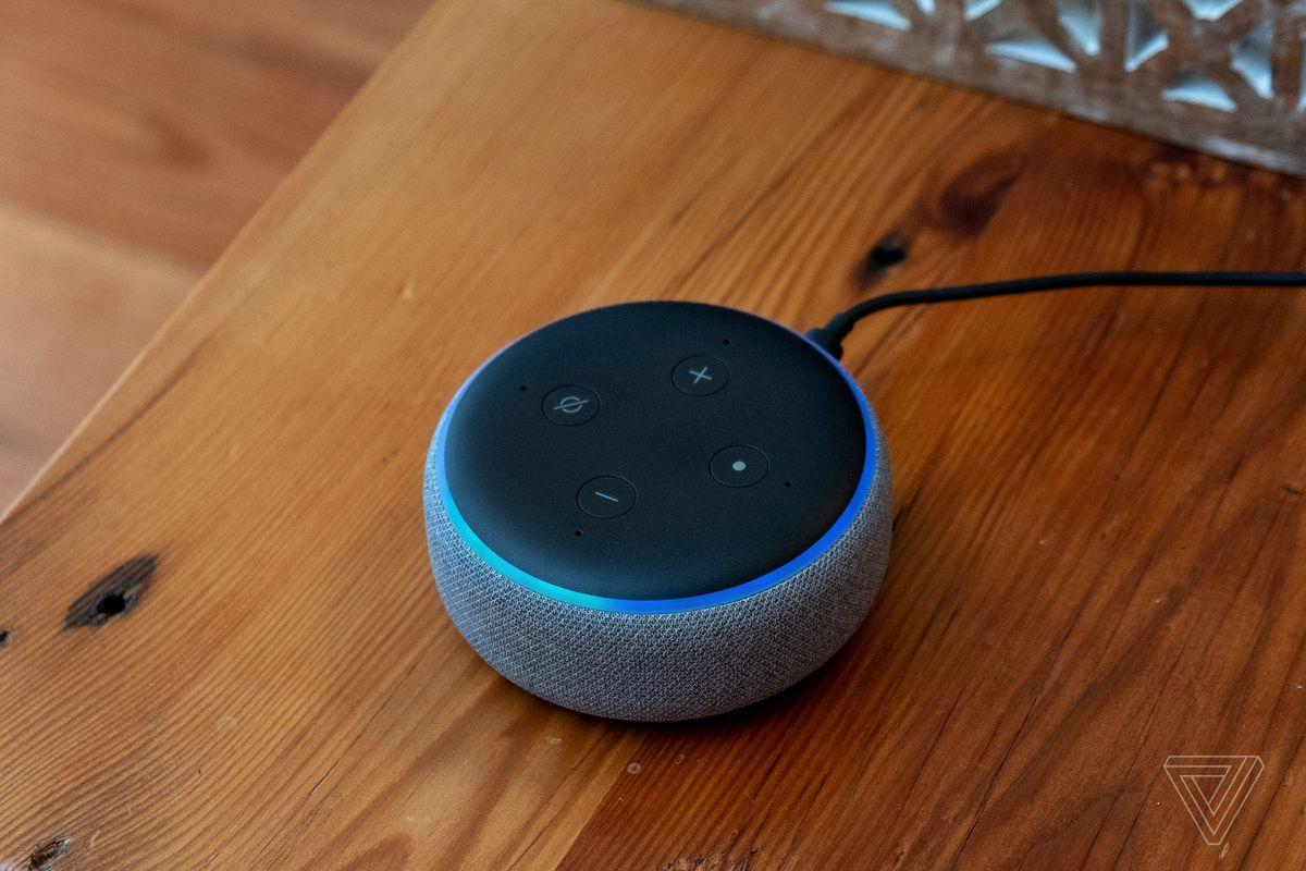 Amazon sent 1,700 Alexa voice recordings to the wrong user