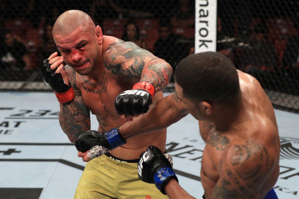 UFC Fight Night: Alves v Griffin