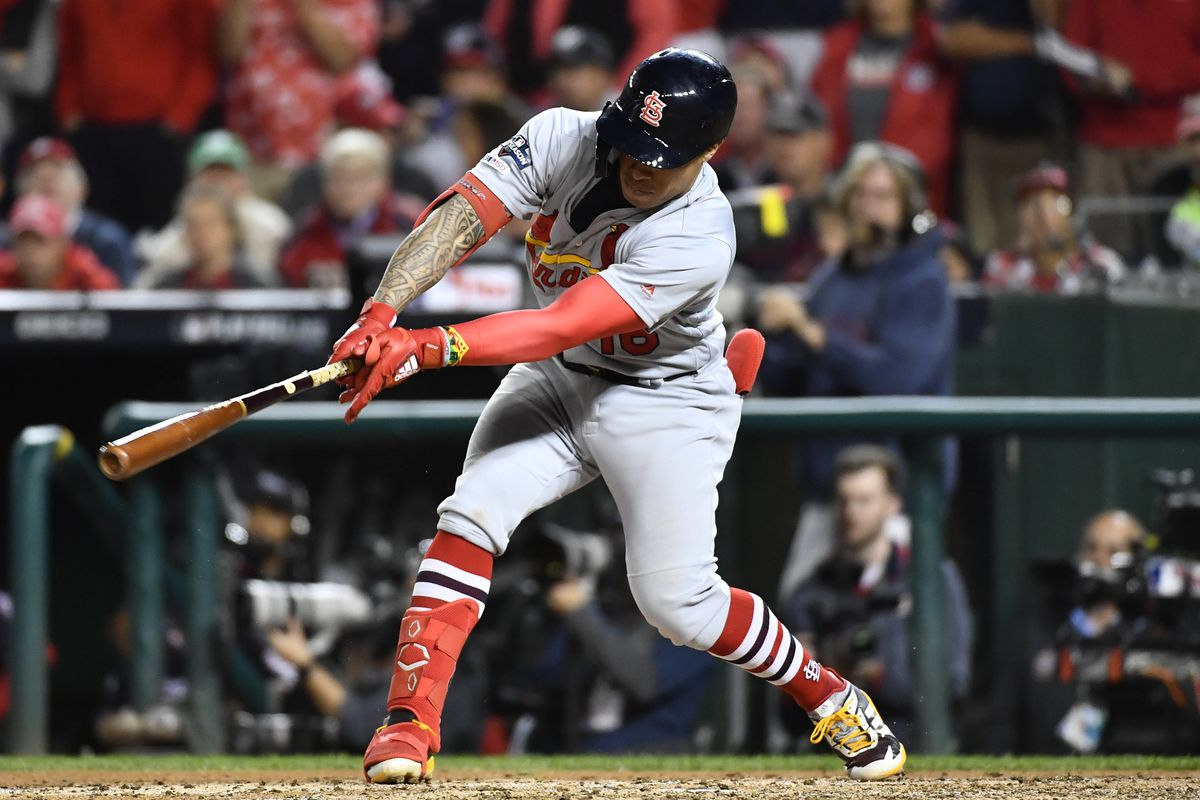 Examining the Effects of the Shift on Kolten Wong's Stats