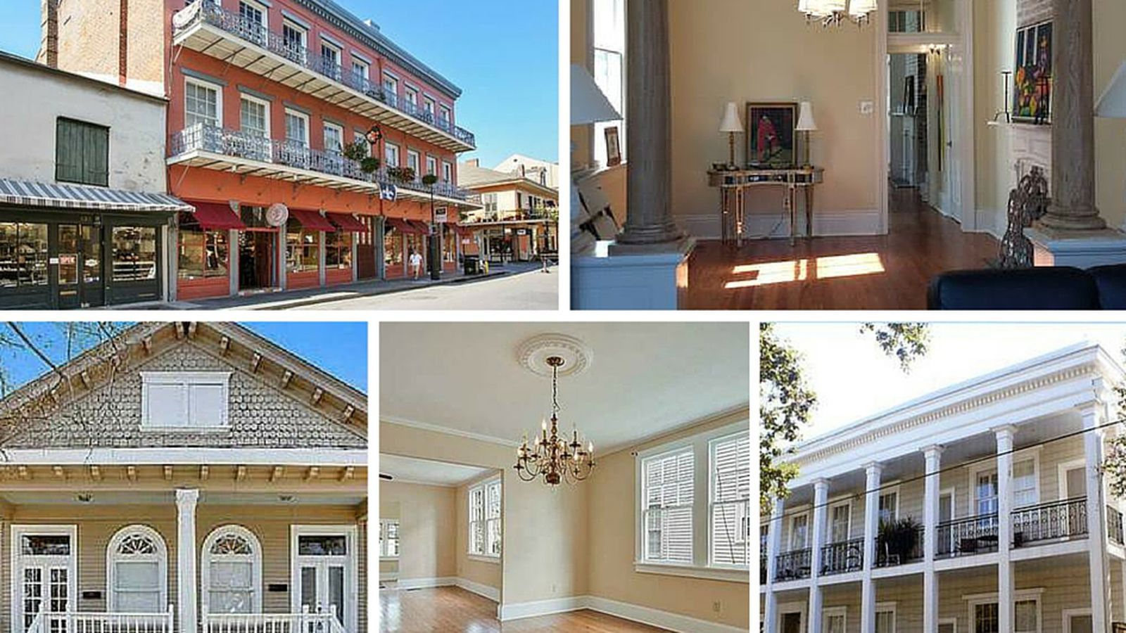 What 1 600 Month Rents You In New Orleans Curbed New