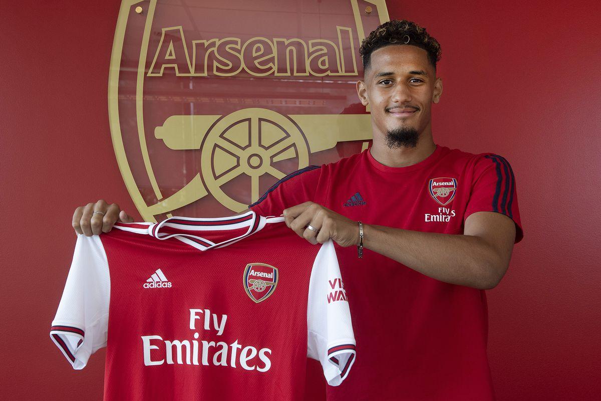 Arsenal Unveil New Signing William Saliba - Premier League