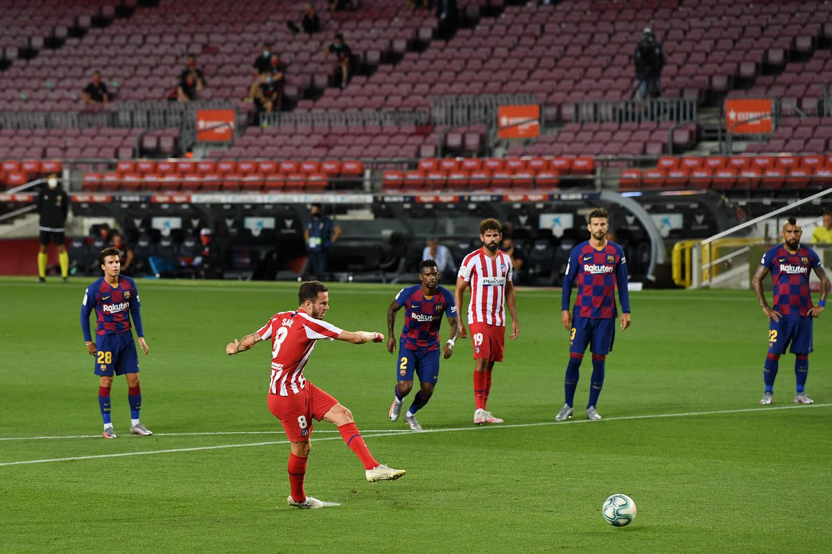 Fc Barcelona 2 2 Atletico Madrid Three Things We Learned Into The Calderon