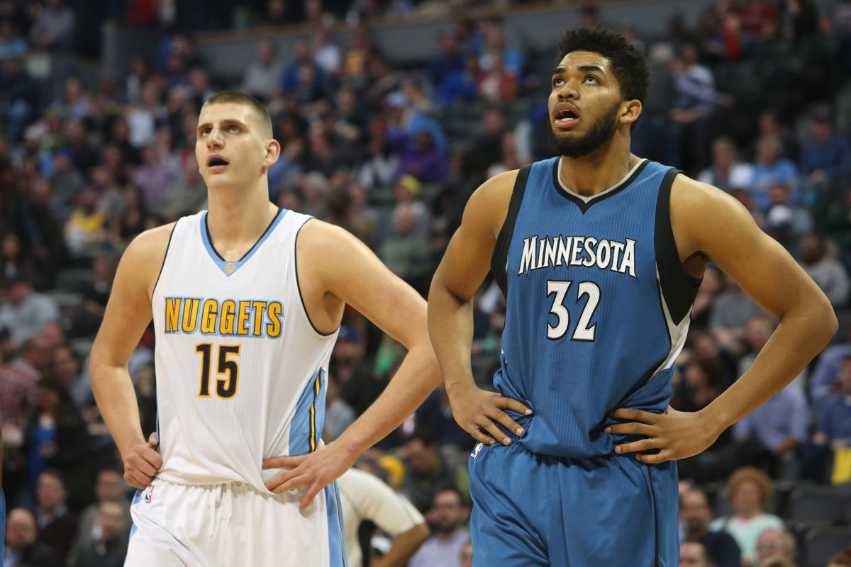 Trouble Brewing Around Karl-Anthony Towns and Nikola Jokic