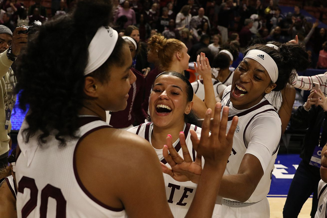 COLLEGE BASKETBALL: MAR 07 SEC Women's Tournament - Kentucky vs Mississippi State