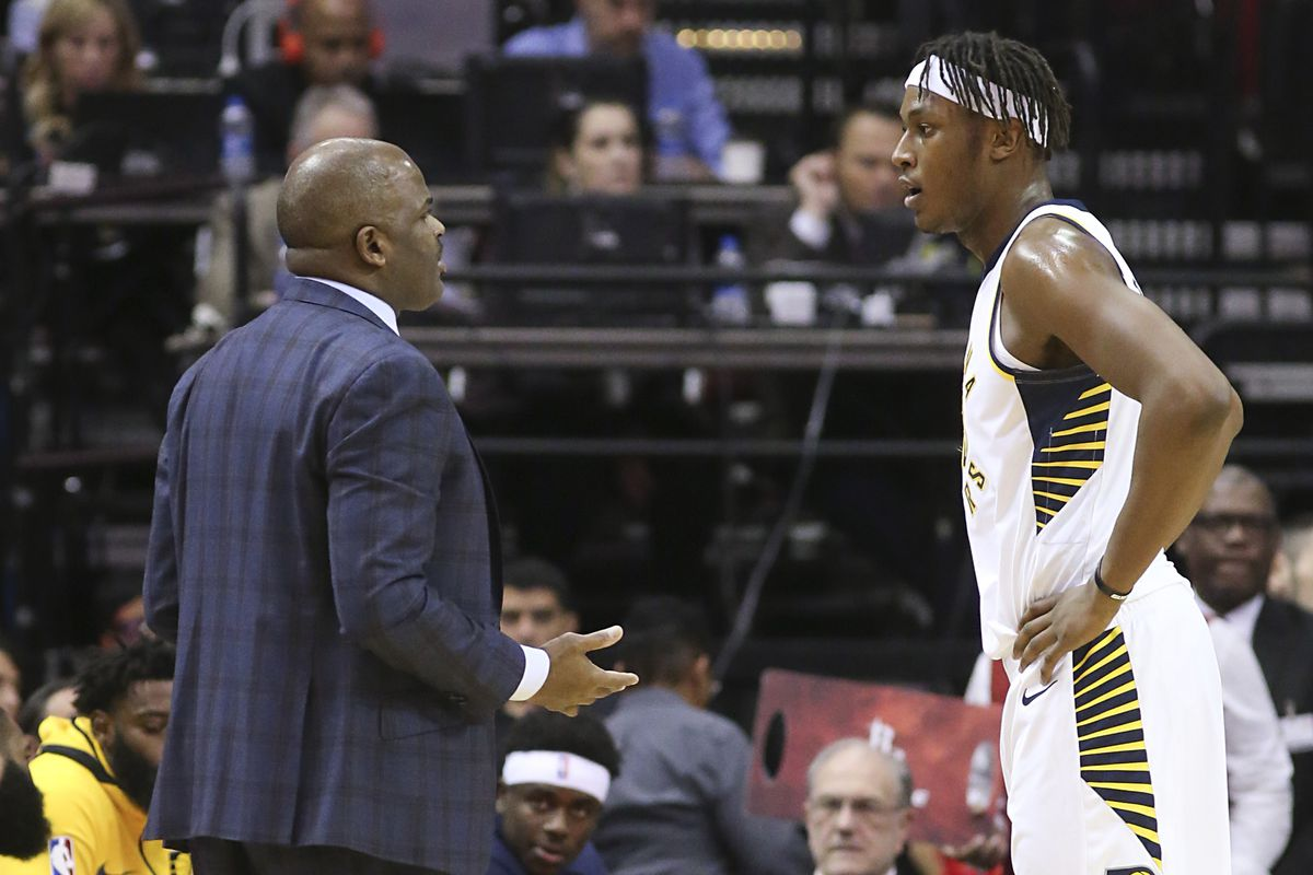 IC Cold Links: Pacers wear Hickory and City uniforms this