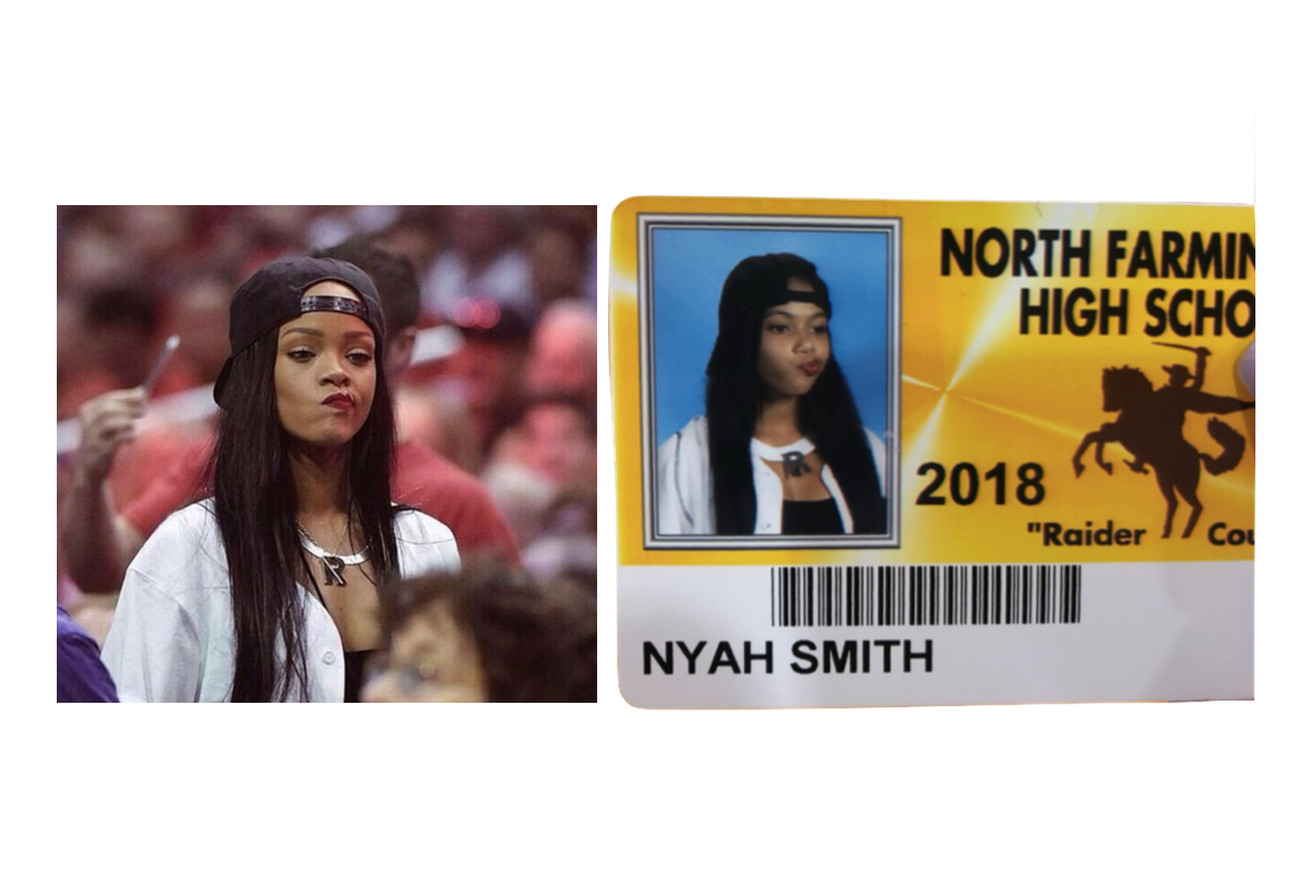 you ll never have an id photo cooler than these high schoolers