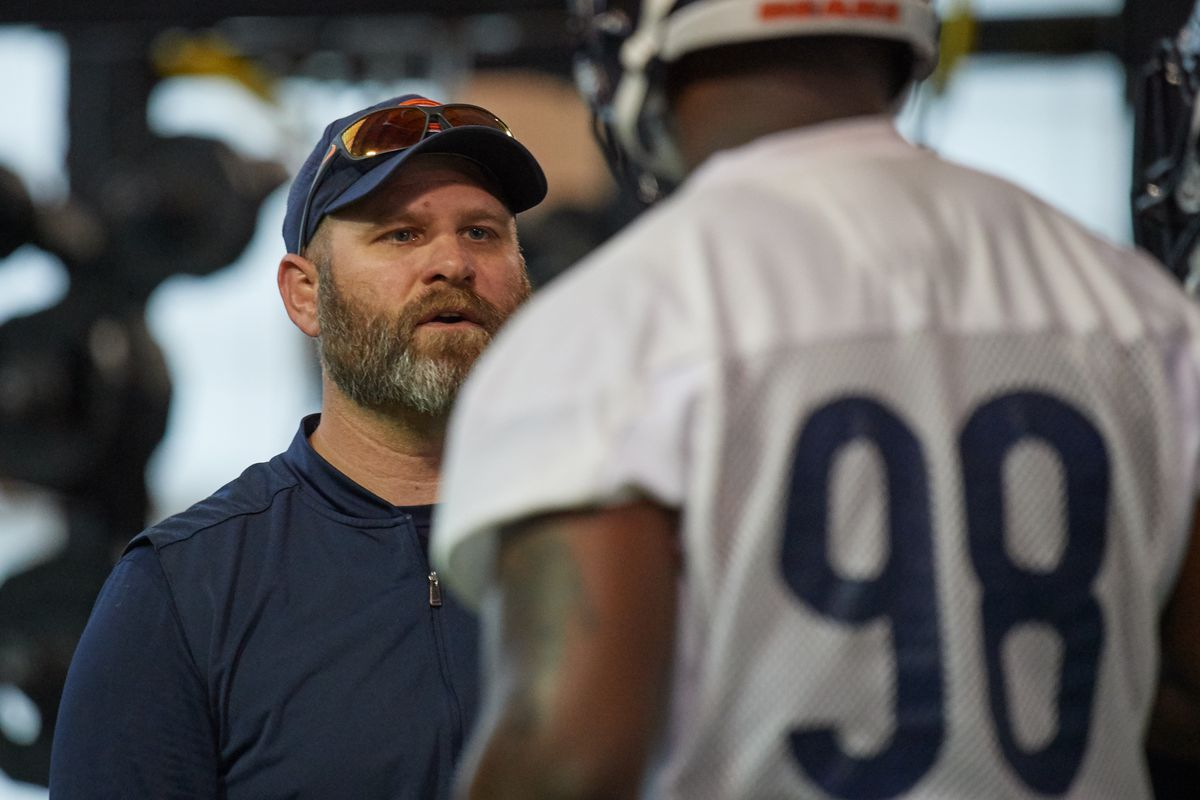 NFL: MAY 11 Bears Rookie Minicamp