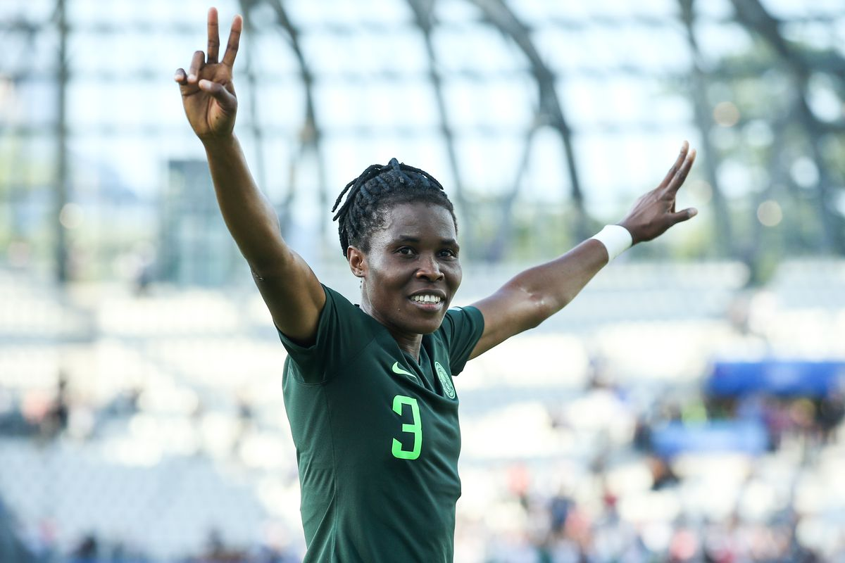 Germany v Nigeria: Round Of 16 - 2019 FIFA Women's World Cup France
