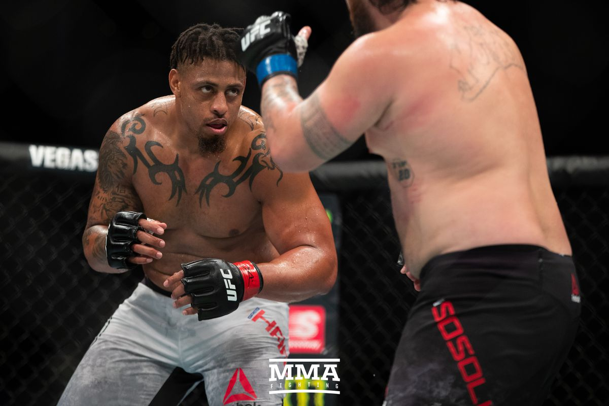 Greg Hardy's win overturned to no contest for illegal use of inhaler, team plans to appeal