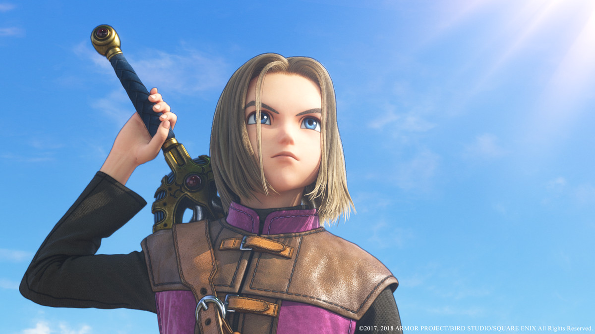 Dragon Quest's creator doesn't want to stop working anytime soon