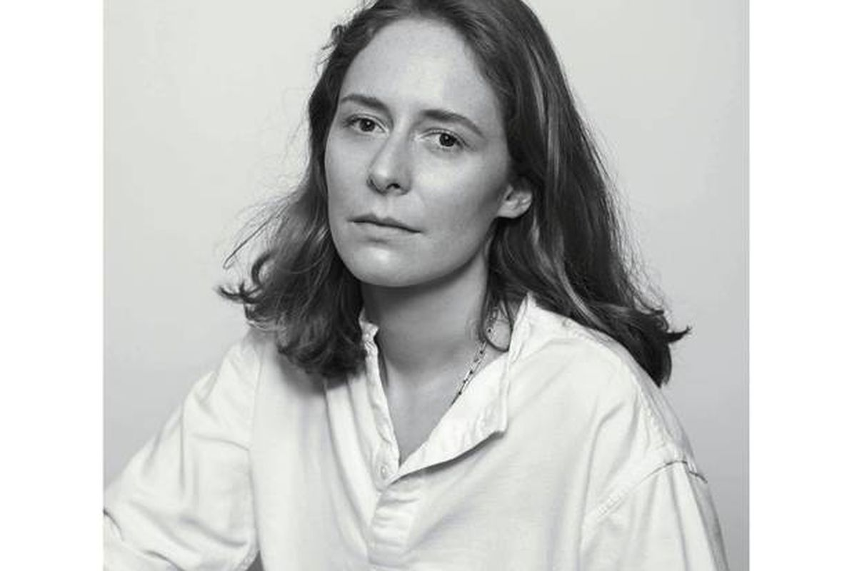 "Nadège Vanhee-Cybulski. Image <a href=""http://www.independent.co.uk/life-style/fashion/news/nadege-vanheecybulski-to-succeed-christophe-lemaire-at-hermes-9618724.html"">via</a>."