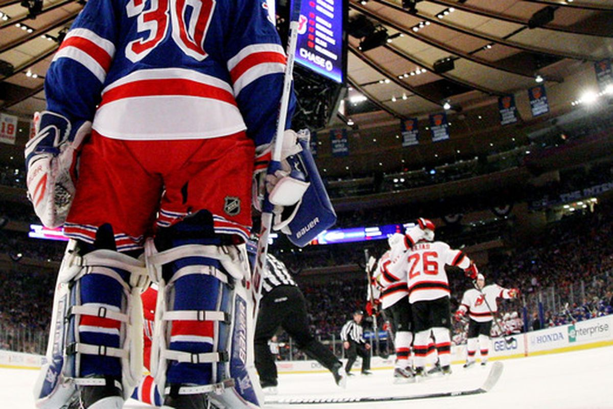 Lundqvist, minutes before being abducted by the mothership and probed.