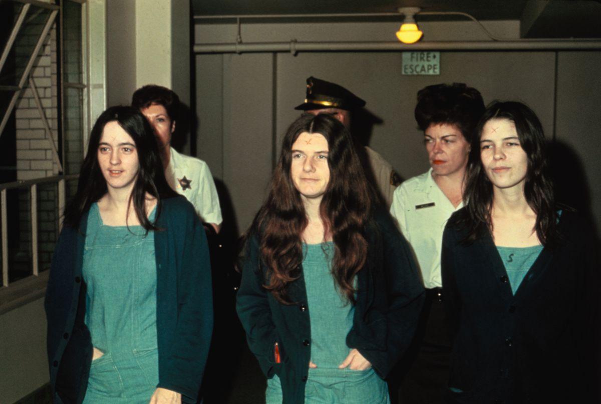 Manson Family Murder Suspects
