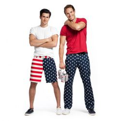 Independence Day Pants